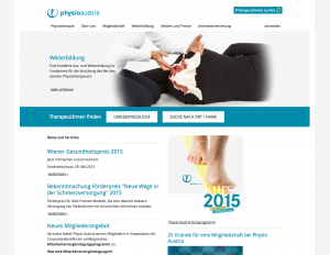 physioaustria-webseite